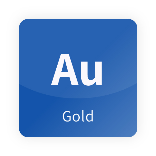 AMT - Stable Isotopes_Au - Gold