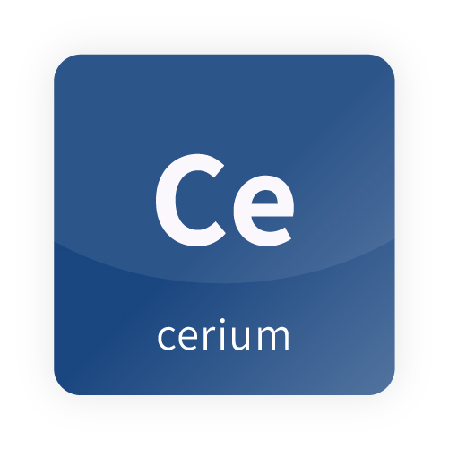 AMT - Stable Isotopes_Ce - Cerium
