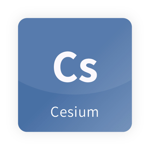 AMT - Stable Isotopes_Cs - Cesium