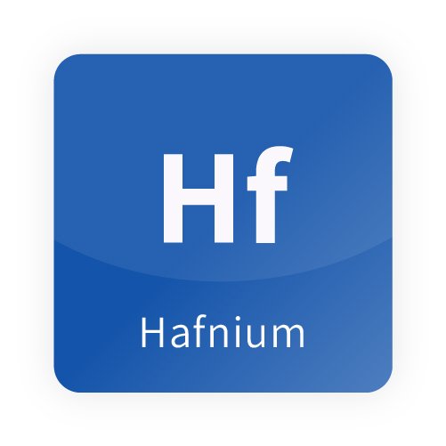 AMT - Stable Isotopes_Hf - Hafnium