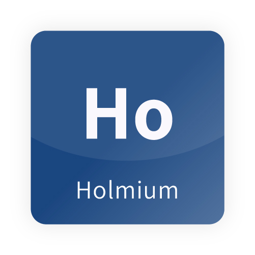 AMT - Stable Isotopes_Ho - Holmium
