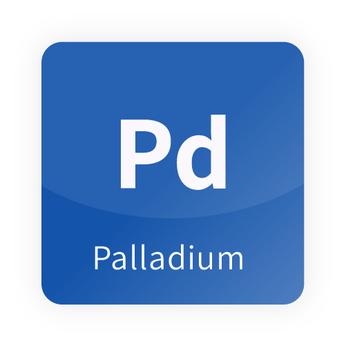 AMT - Stable Isotopes - Palladium (Pd)
