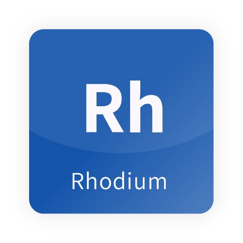 AMT - Stable Isotopes - Rhodium (Rh)
