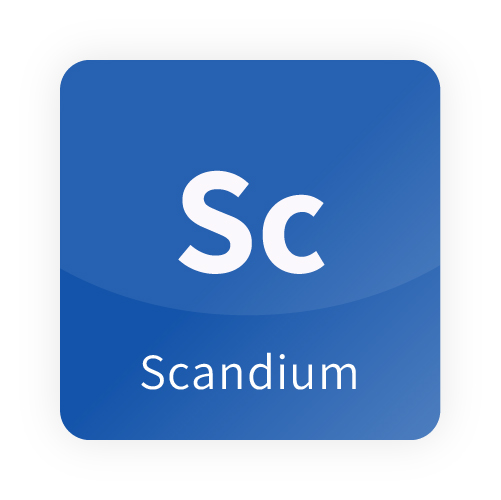 AMT - Stable Isotopes - Scandium (Sc)