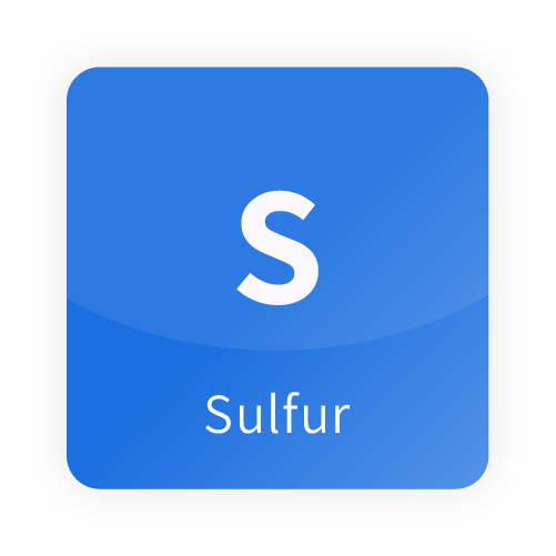 AMT - Stable Isotopes - Sulfur (S)