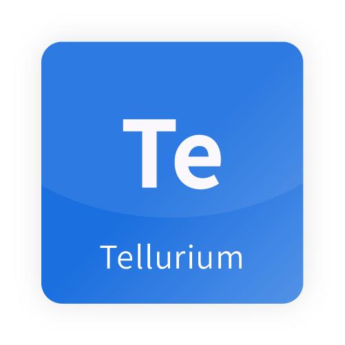 AMT - Stable Isotopes - Tellurium (Te)