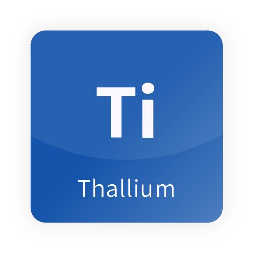 AMT - Stable Isotopes - Thallium (Ti)
