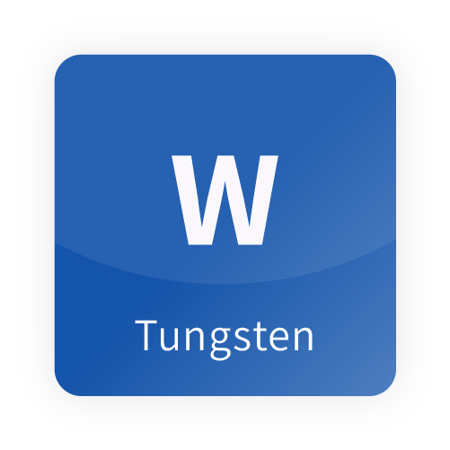 AMT - Stable Isotopes - Tungsten (W)