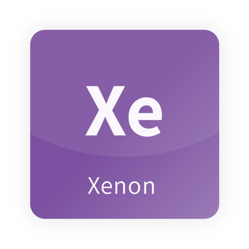 AMT - Stable Isotopes - Xenon (Xe)