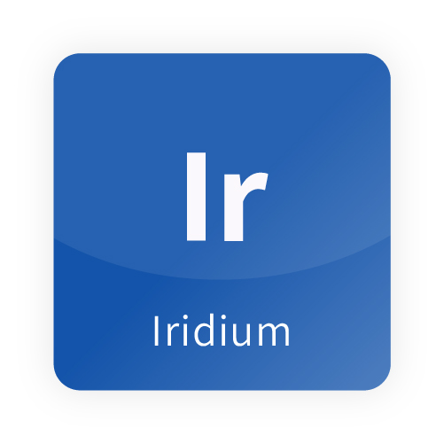 AMT - Stable Isotopes_Ir - Iridium
