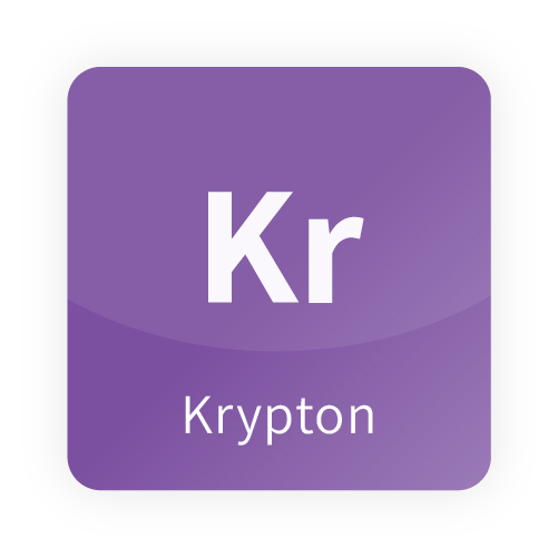 AMT - Stable Isotopes_Kr - Krypton