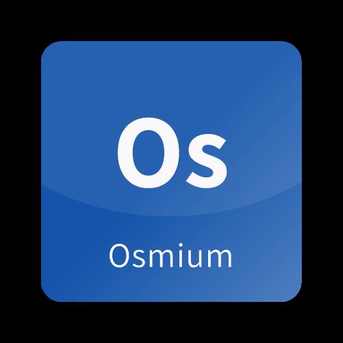 Osmium (Os)_AMT - Stable Isotopes - Osmium (Os)